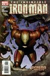 Cover for Iron Man (Marvel, 2005 series) #6