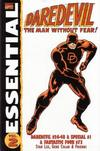 Cover for Essential Daredevil (Marvel, 2002 series) #2