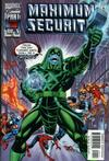 Cover for Maximum Security (Marvel, 2000 series) #1