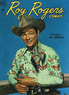 Cover for Roy Rogers Comics (Dell, 1948 series) #33