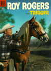 Cover for Roy Rogers and Trigger (Dell, 1955 series) #92