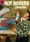 Cover for Roy Rogers and Trigger (Dell, 1955 series) #96
