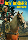 Cover for Roy Rogers and Trigger (Dell, 1955 series) #97