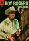 Cover for Roy Rogers and Trigger (Dell, 1955 series) #98