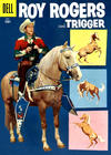 Cover for Roy Rogers and Trigger (Dell, 1955 series) #100