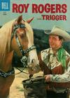 Cover for Roy Rogers and Trigger (Dell, 1955 series) #102
