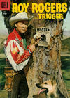 Cover for Roy Rogers and Trigger (Dell, 1955 series) #103