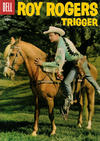 Cover for Roy Rogers and Trigger (Dell, 1955 series) #105