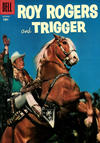 Cover for Roy Rogers and Trigger (Dell, 1955 series) #106