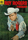 Cover for Roy Rogers and Trigger (Dell, 1955 series) #107