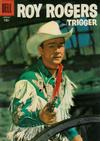 Cover for Roy Rogers and Trigger (Dell, 1955 series) #110
