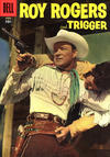 Cover for Roy Rogers and Trigger (Dell, 1955 series) #111