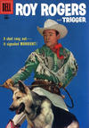 Cover for Roy Rogers and Trigger (Dell, 1955 series) #114