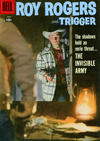 Cover for Roy Rogers and Trigger (Dell, 1955 series) #115