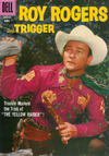Cover for Roy Rogers and Trigger (Dell, 1955 series) #116