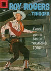 Cover for Roy Rogers and Trigger (Dell, 1955 series) #117