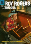 Cover for Roy Rogers and Trigger (Dell, 1955 series) #119