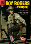 Cover for Roy Rogers and Trigger (Dell, 1955 series) #121