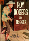 Cover for Roy Rogers and Trigger (Dell, 1955 series) #122