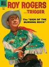 Cover for Roy Rogers and Trigger (Dell, 1955 series) #123
