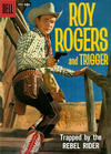 Cover for Roy Rogers and Trigger (Dell, 1955 series) #124
