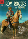 Cover for Roy Rogers and Trigger (Dell, 1955 series) #125