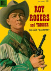 Cover for Roy Rogers and Trigger (Dell, 1955 series) #126