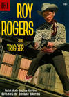 Cover for Roy Rogers and Trigger (Dell, 1955 series) #127