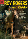 Cover for Roy Rogers and Trigger (Dell, 1955 series) #129