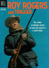 Cover for Roy Rogers and Trigger (Dell, 1955 series) #133