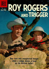 Cover for Roy Rogers and Trigger (Dell, 1955 series) #134