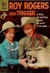 Cover for Roy Rogers and Trigger (Dell, 1955 series) #135