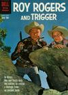 Cover for Roy Rogers and Trigger (Dell, 1955 series) #136
