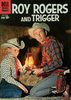 Cover for Roy Rogers and Trigger (Dell, 1955 series) #137