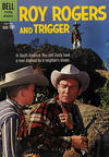 Cover for Roy Rogers and Trigger (Dell, 1955 series) #140