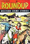 Cover for Roundup (D.S. Publishing, 1948 series) #v1#1