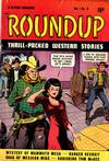 Cover for Roundup (D.S. Publishing, 1948 series) #v1#3