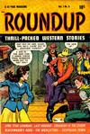 Cover for Roundup (D.S. Publishing, 1948 series) #v1#5