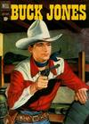 Cover for Buck Jones (Dell, 1951 series) #3