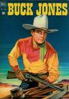 Cover for Buck Jones (Dell, 1951 series) #4