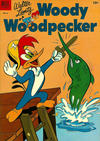 Cover for Walter Lantz Woody Woodpecker (Dell, 1952 series) #17