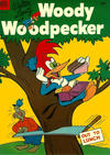 Cover for Walter Lantz Woody Woodpecker (Dell, 1952 series) #18