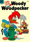 Cover for Walter Lantz Woody Woodpecker (Dell, 1952 series) #27