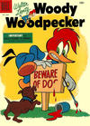 Cover for Walter Lantz Woody Woodpecker (Dell, 1952 series) #33