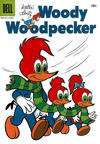 Cover for Walter Lantz Woody Woodpecker (Dell, 1952 series) #35
