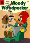 Cover for Walter Lantz Woody Woodpecker (Dell, 1952 series) #38