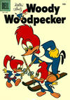 Cover for Walter Lantz Woody Woodpecker (Dell, 1952 series) #39