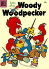Cover for Walter Lantz Woody Woodpecker (Dell, 1952 series) #42