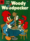 Cover for Walter Lantz Woody Woodpecker (Dell, 1952 series) #46