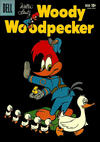 Cover for Walter Lantz Woody Woodpecker (Dell, 1952 series) #55